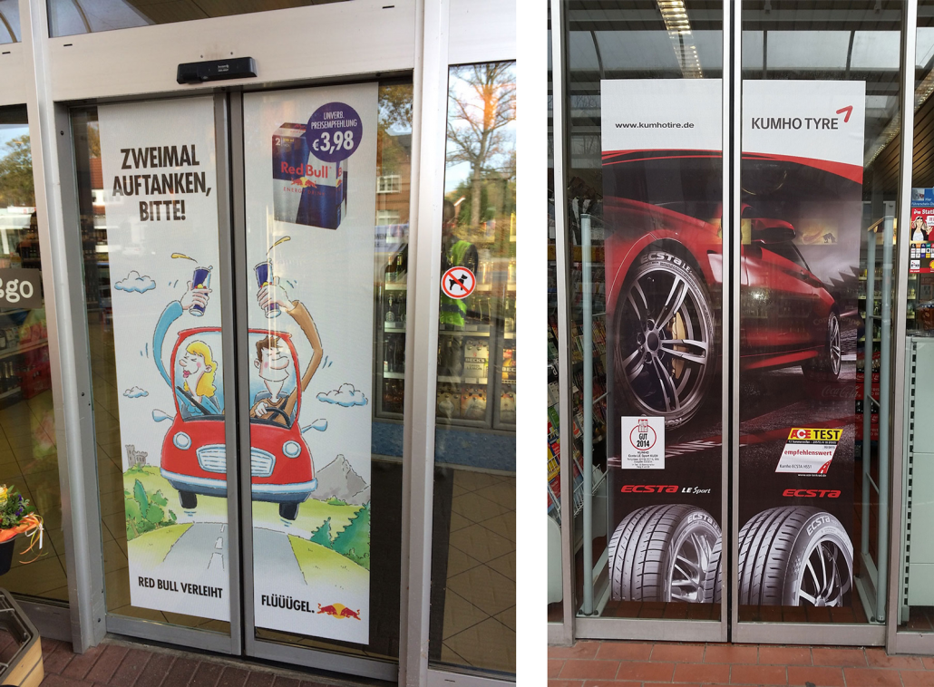 Doorgraphics | ISM Innovative Service & Media AG
